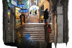 Passagio Bar, Venice